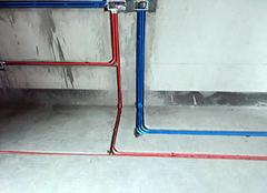 100平米新房水电多少钱 水电改造走顶还是走地好