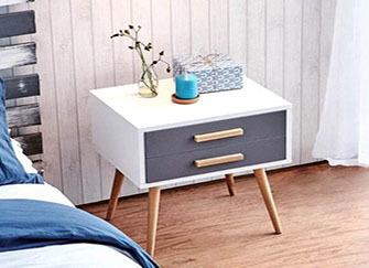 床头柜尺寸一般是多少 床头柜如何选购