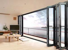玻璃折叠门耐用吗 厨房间用折叠门缺点