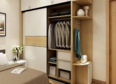 衣柜定制哪个牌子好 衣柜定制好还是木工做好