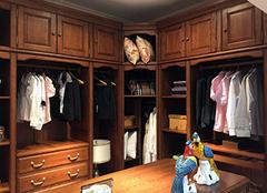 衣柜深度一般是多少 衣柜深度60好还是55好