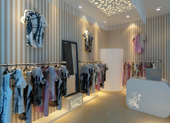 女装服装店装修多少钱一平 女装服装店装修风格