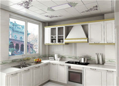 厨房吊顶什么材料最好 厨房吊顶用什么颜色好