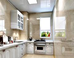 厨房的瓷砖怎么选择 厨房选什么颜色瓷砖