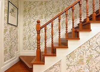 木楼梯扶手安装方法 木楼梯扶手的保养