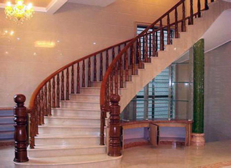 木楼梯扶手多少钱一米 木楼梯扶手晃动怎么办