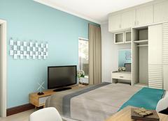 卧室衣柜的材质有几种 卧室衣柜的摆放位置