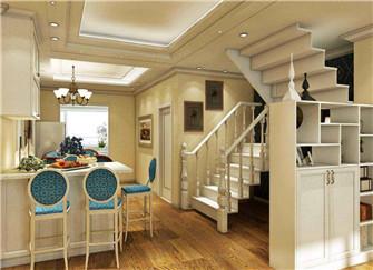 木制楼梯制作方法 木制楼梯价格