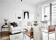 简易北欧风格装修特点 北欧风格家具的特色