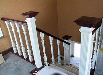楼梯栏杆用什么材质的好 楼梯栏杆多少钱一米
