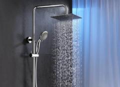 淋浴花�①I什麽牌�子好 淋浴花�⒍氯�解�Q方法