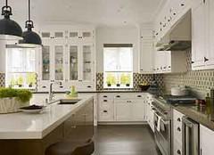 如何设计整体厨房 做一套整体厨房多少钱