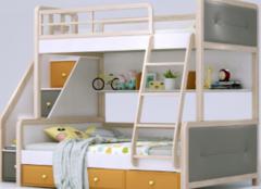 双层床哪个品牌好 实木双层床多少钱