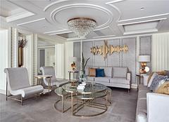 130平米欧式风格装修多少钱 室内设计欧式风格特点