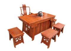 红木茶桌价格大概在多少钱 红木茶桌尺寸规格
