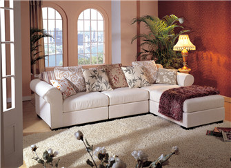 客厅沙发什么颜色旺财吉利 2019流行什么沙发风格