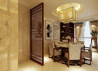 客厅屏风隔断的作用 客厅屏风隔断价格