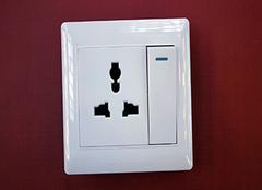 三孔插座带开关怎么接线 三孔插座接线图解