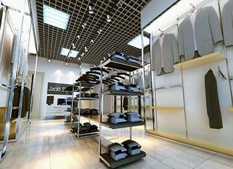 服装店面如何装修设计 服装店设计方案介绍