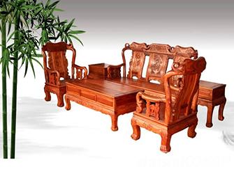 红木家具的利弊 红木家具摆放注意事项