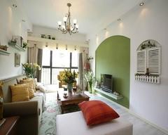 电视墙壁纸什么颜色好 客厅电视墙材质哪种好