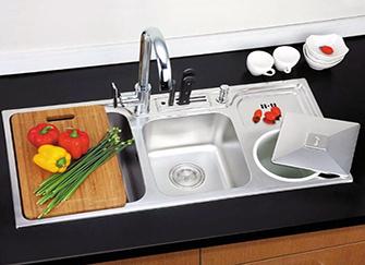 什么样的水槽好用 厨房水槽质量怎么挑选