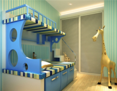 儿童房家具品牌排行 儿童房装修用什么颜色比较好