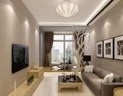 小客厅怎么装修空间显大 客厅流行什么装修风格