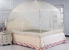 什么款式蚊帐比较好用 夏天买什么颜色的蚊帐