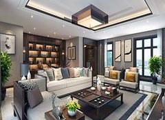 楼房客厅的财位在哪里 家居客厅摆放什么可以招财