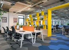广州办公室装修公司排名 广州办公室装修设计费用