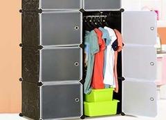 折叠式衣柜有什么特点 折叠式衣柜怎么组装