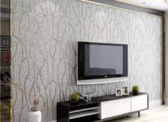 3d立体墙纸怎么安装 立体墙纸有毒吗