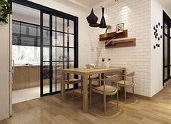 厨房隔断怎么做好看 厨房隔断用什么材料好