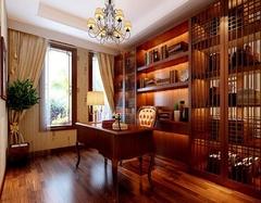 书房空间小怎么改造 书房装修风格怎么选