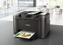 佳能打印机型号在哪看 佳能打印机型号和特点