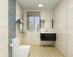 卫浴瓷砖选哪种颜色好 卫生间瓷砖如何选择
