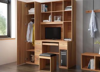组合衣柜怎么装 组合衣柜什么品牌好