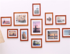 客厅照片墙怎么挂高大上 客厅照片墙尺寸大小