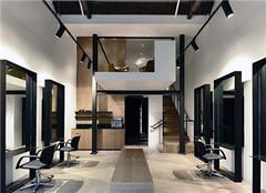 美发店装修设计公司排名 40平米美发店装修费用