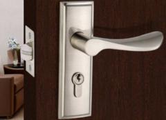静音锁和磁吸锁哪个好 静音锁的工作原理