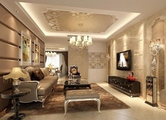 客厅用吊灯还是吸顶灯 客厅灯具怎么选购