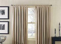 ?窗簾桿和滑道哪種好 窗簾桿哪種材質的好