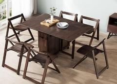 折叠式餐桌的类型 折叠式餐桌价格