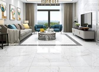 客厅装修哪种瓷砖好 家庭装修如何挑选瓷砖