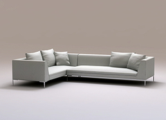 转角沙发的尺寸一般是多少 转角沙发怎么摆