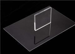 亚克力板材优缺点 亚克力板材的种类