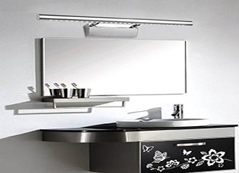 卫浴镜前灯多少钱 镜前灯哪种光源好