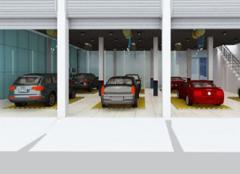汽车美容店装修设计 汽车美容店装修费用