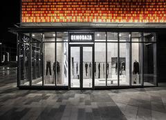 服装店面设计公司排名 服装店面设计价格